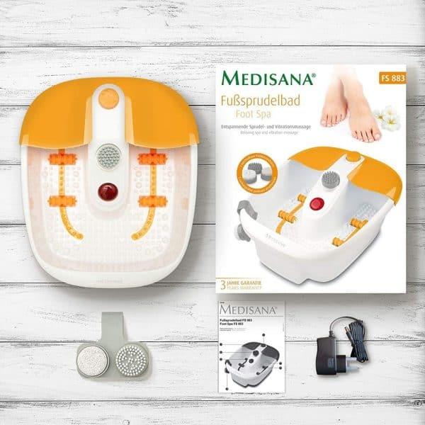 Bồn Massage Chân Medisana FS 885