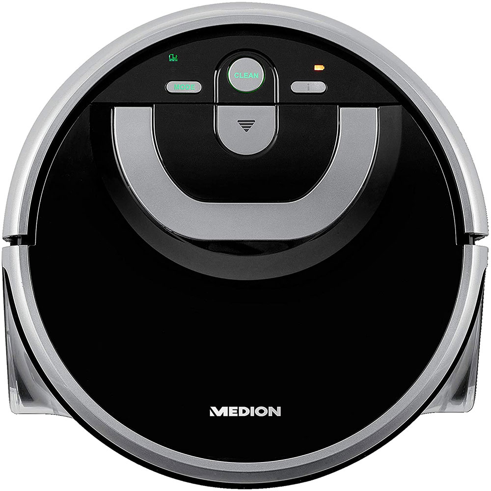 Robot Lau Nhà Medion MD 18379 - Màu Đen - Tính năng đặc biệt của robot lau nhà