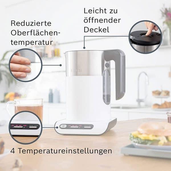 Ấm Siêu Tốc Bosch TWK8611P-3