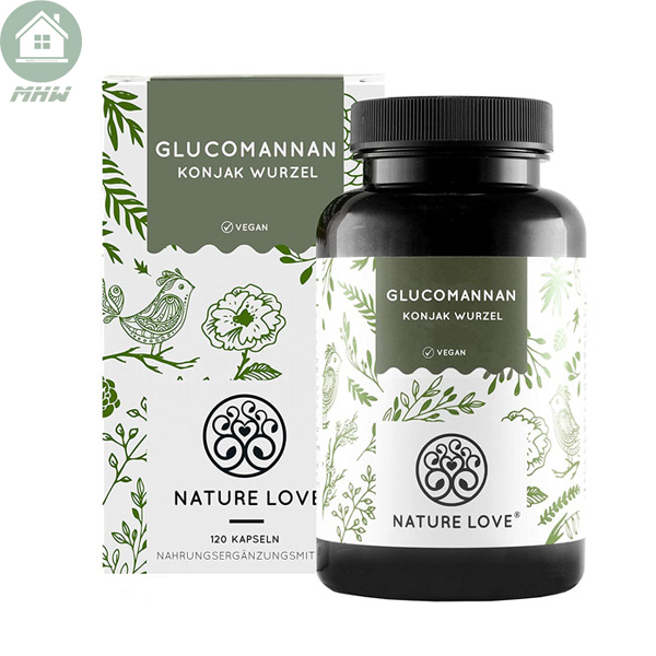 Nature Love Glucomannan Giam can