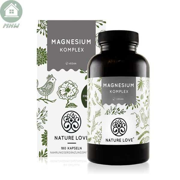 VIEN NANG MAGNESIUMOXID Nature Love