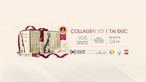 Elasten Collagen số 1 tại Đức