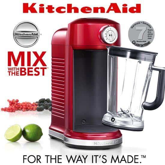 kitchenaid torrentblender life5