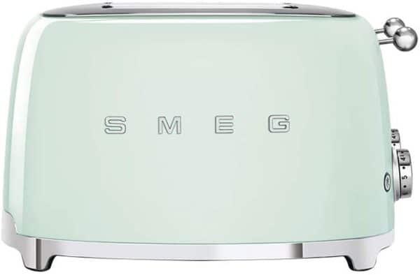 Máy Nướng Bánh Mì Smeg TSF03PGEU Pastel Green-3