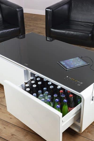 Bàn Trà Tích Hợp Tủ Lạnh Caso Sound And Cool 790-2