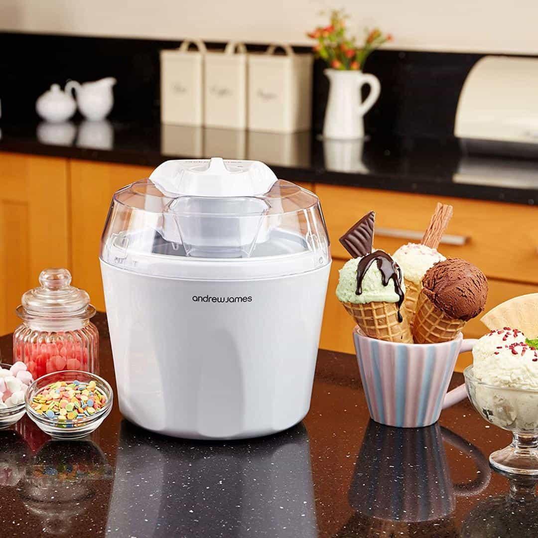 Nên chọn công suất máy làm kem như thế nào