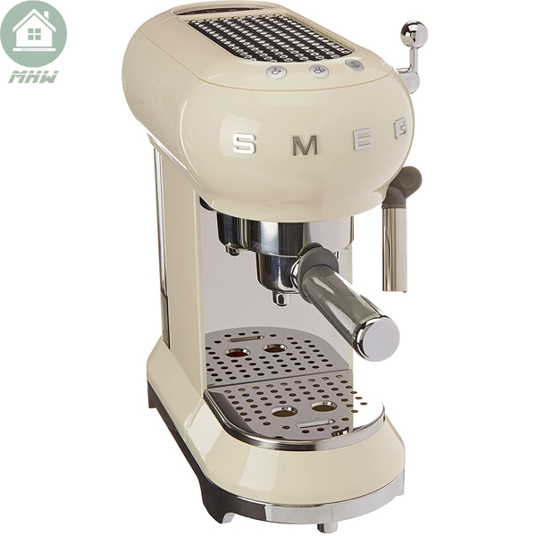 May pha ca phe Cafe SMEG ECF01CREU