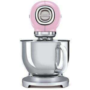 Máy Trộn Bột Smeg SMF02PKEU Pink