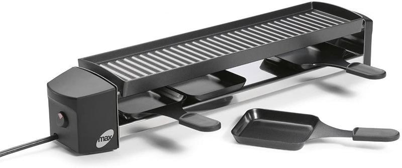 Bếp Nướng Stockli Raclette Grill Cheesmax 4 Anthracite 0400.02 - 4 Người Ăn - 1