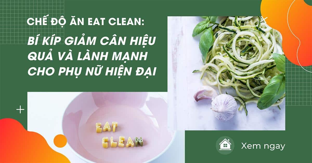 che do an eat clean