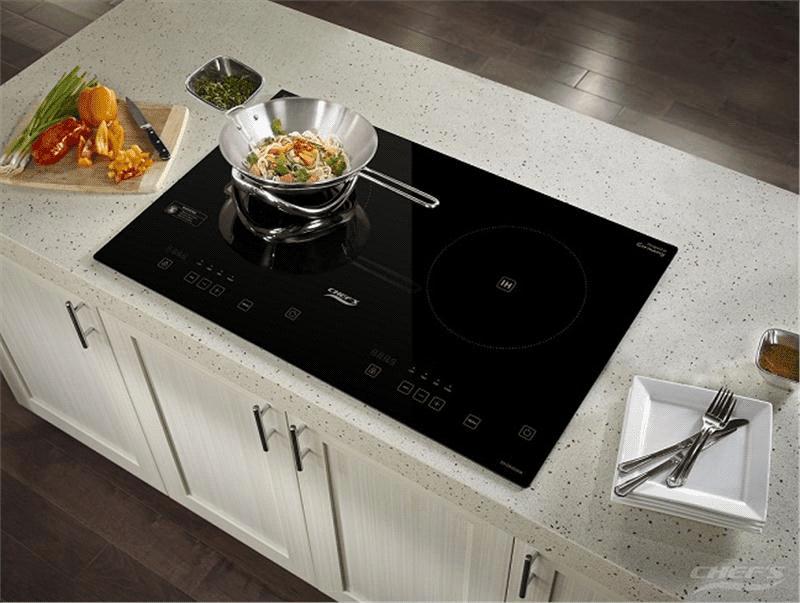 Cách lựa chọn bếp điện từ cho phù hợp với không gian bếp của bạn