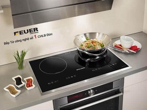 Chế độ từ động tắt bếp từ khi không còn sử dụng