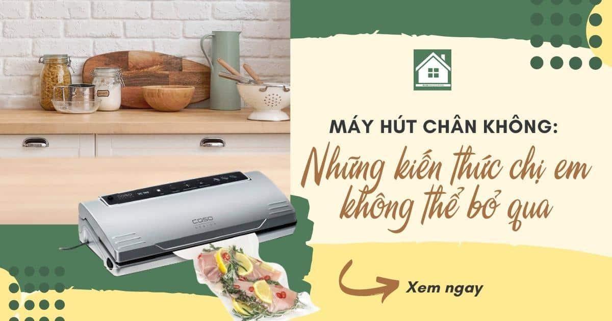 1 may hut chan khong