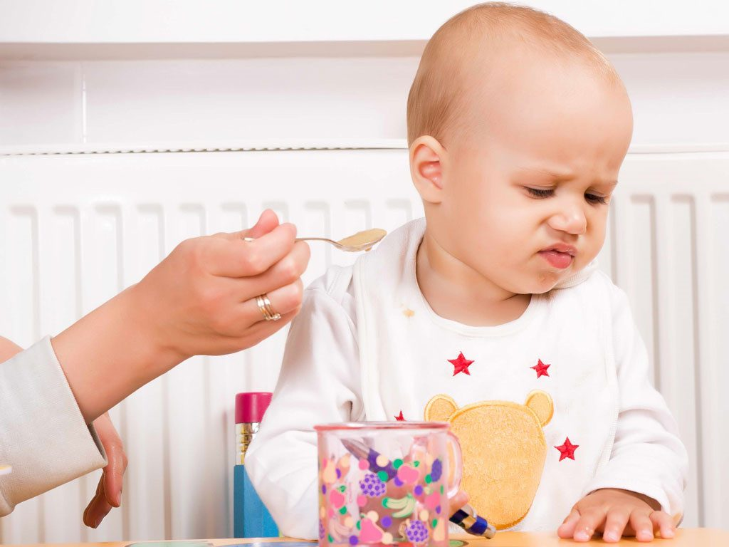 Trẻ biếng ăn, bạn đã biết nguyên nhân?