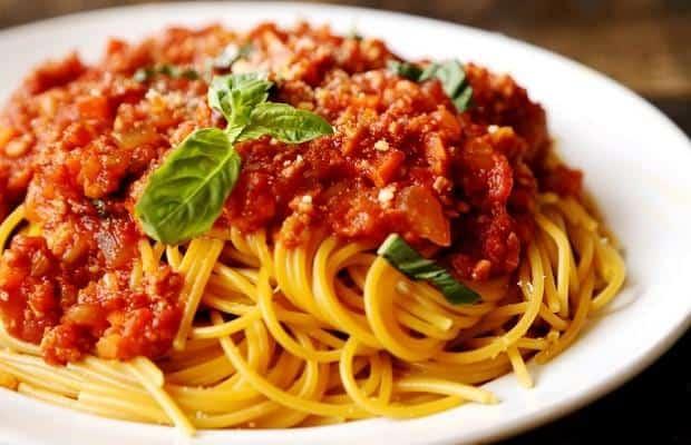 21 mi y spaghetti