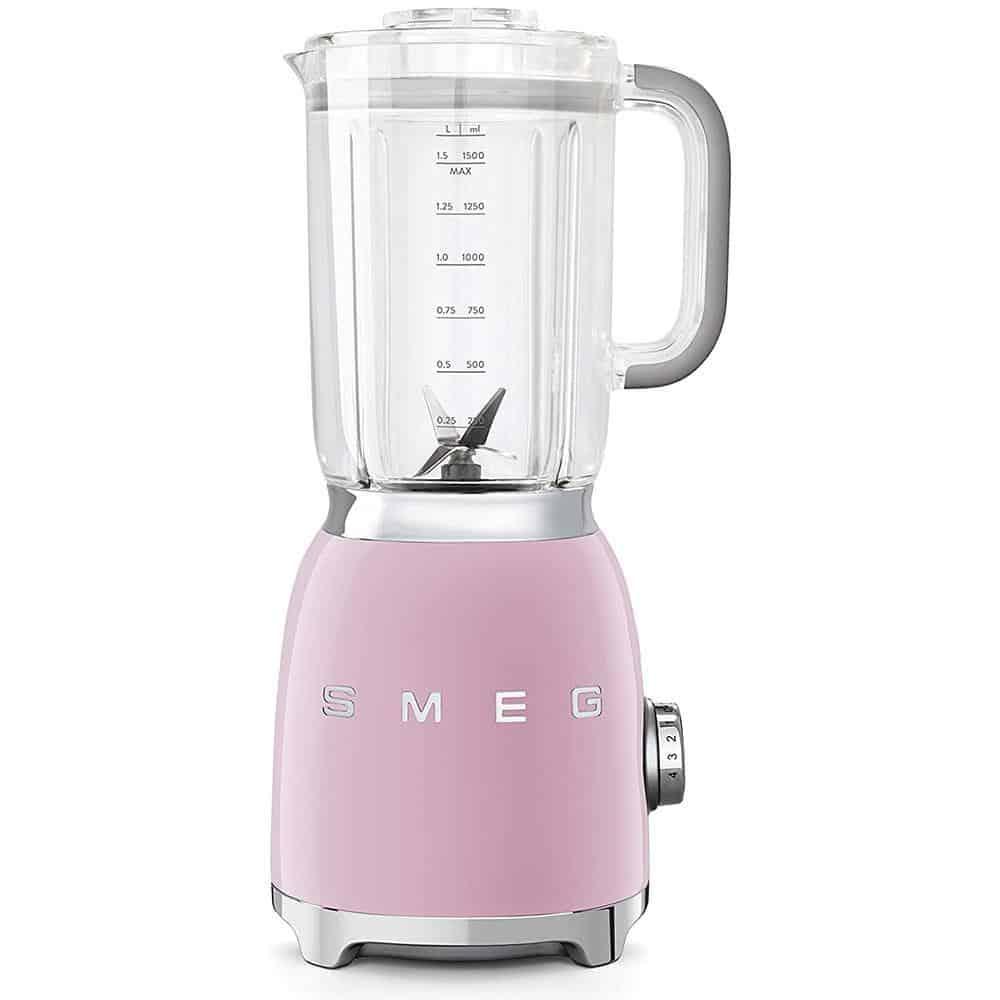 Máy Xay Sinh Tố SMEG BLF01PKEU Pink Nhập Khẩu Đức