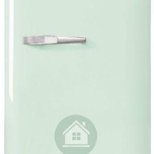 TỦ LẠNH MINI SMEG FAB5RPG3 màu xanh lá cây pastel
