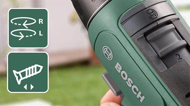 Máy Khoan Và Bắt Vít Không Dây Bosch UniversalDrill 18