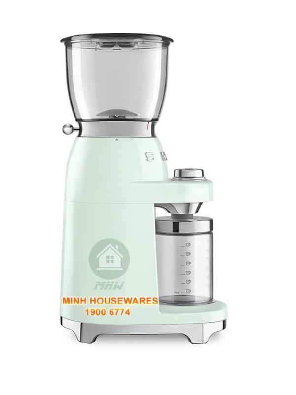 may xay cafe smeg CGF01PGEU 3