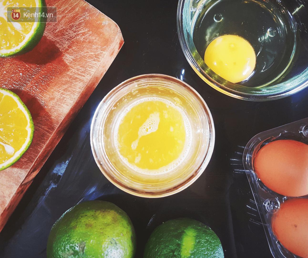 Trứng gà ta kết hợp nước cam vắt từ máy vắt cam WMF của Đức sẽ là một món ăn tươi mới cho bữa cơm nhà bạn