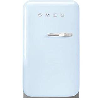 Tủ lạnh mini Smeg FAB5LPB3 màu xanh tay cầm bên phải
