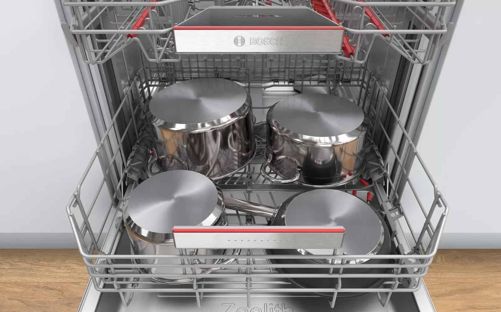 Máy Rửa Bát Bosch Series 6 SMU6ZCS49E