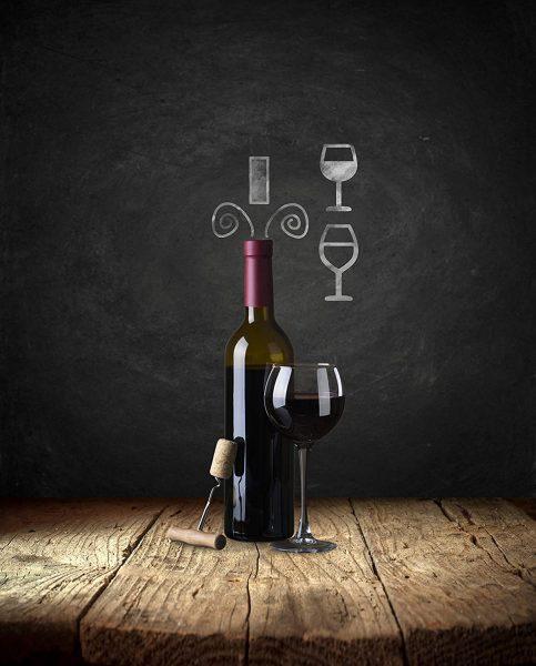 Tủ Bảo Quản Rượu Vang Âm Tủ CASO WineSafe 18 EB Black - 627 - 4