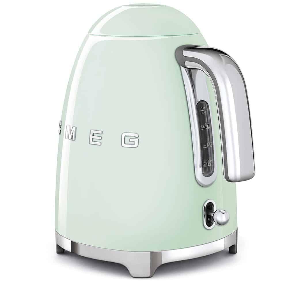 Ấm Siêu Tốc Smeg KLF03PGEU Pastel Green