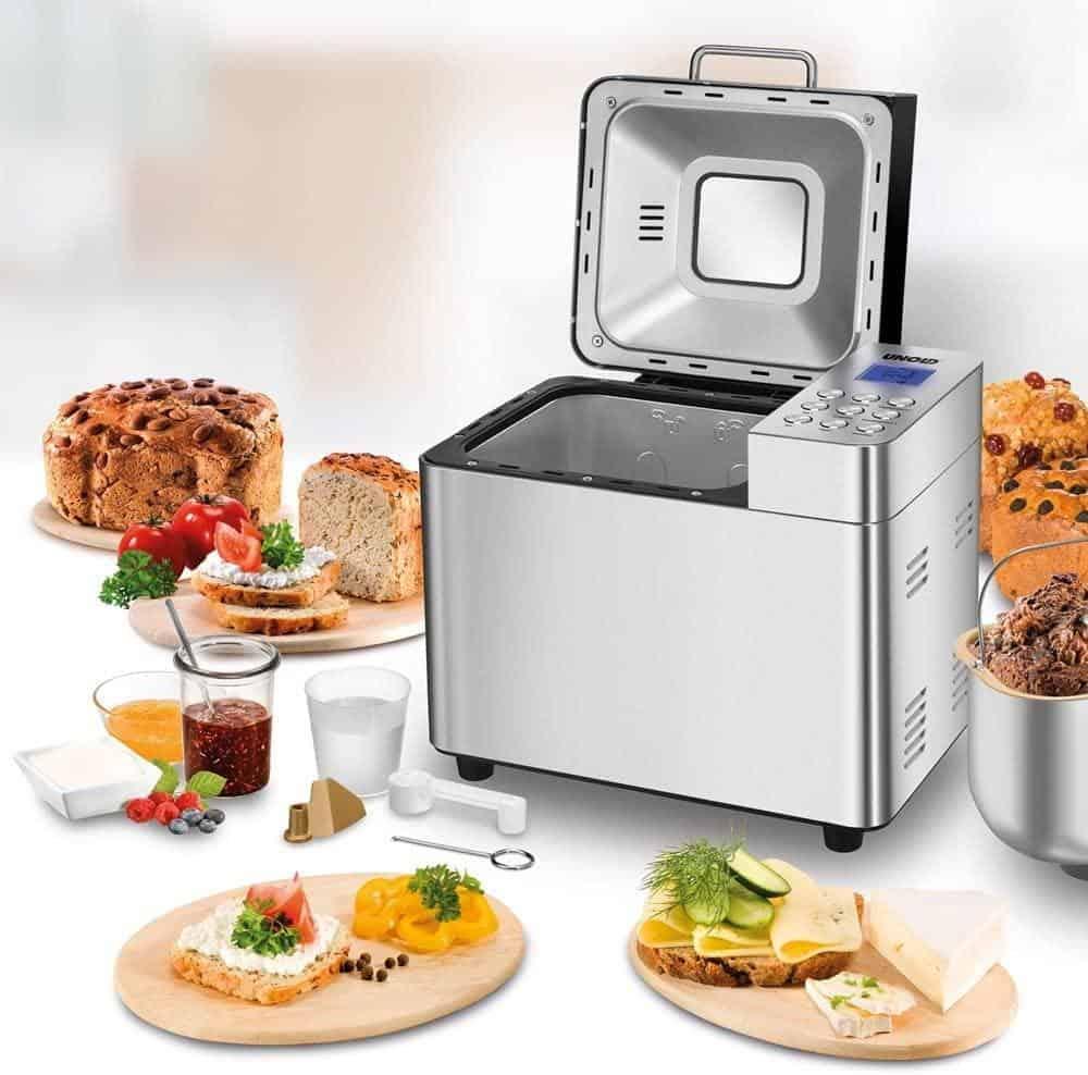 Máy Làm Bánh Mì UNOLD BACKMEISTER EDEL 48456
