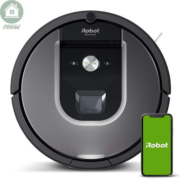 Robot hut bui Irobot Roomba
