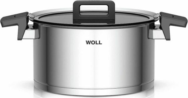 Bộ Nồi Woll Concept NCSET004 Set 6 Pcs 18cm 20cm 24cm-1