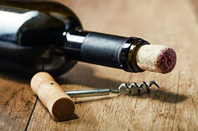 Tủ Bảo Quản Rượu Vang Caso WineDuett Touch 21 Chai - 635-5