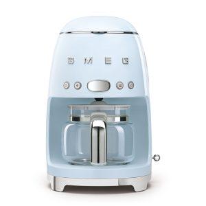 Máy Pha Cafe Nhỏ Giọt SMEG DCF02PBEU Pastel Blue