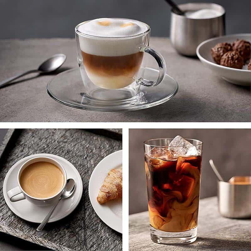Máy Pha Cafe Tự Động Siemens TQ503D01 EQ.500 - 1