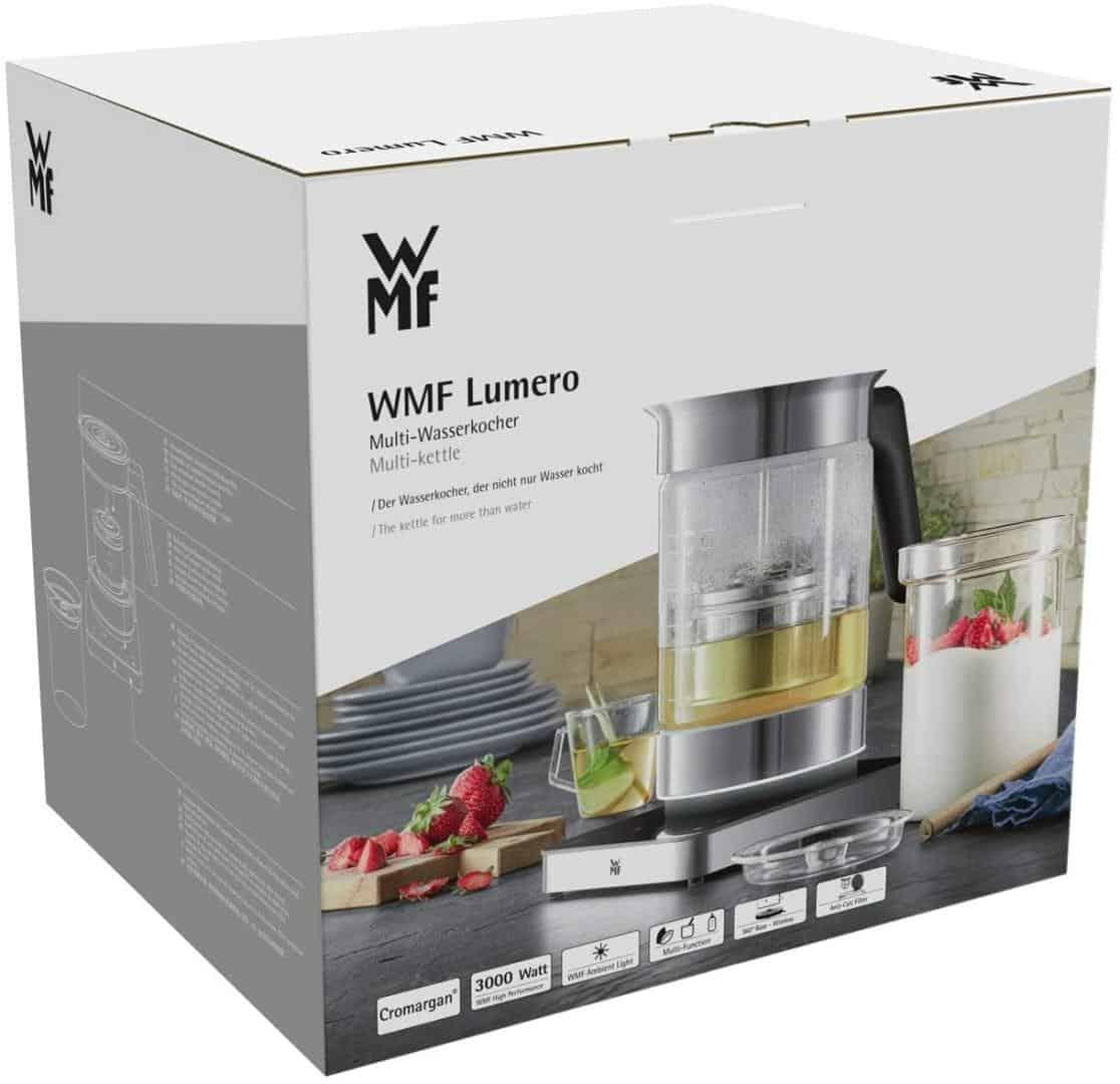Ấm Siêu Tốc Wmf Lumero Multi - Wasserkocher 1.6L - 1