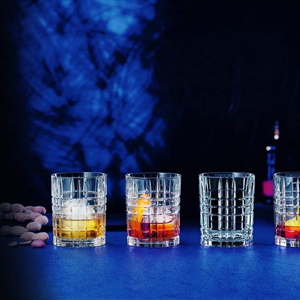 bộ 4 Ly whiskey