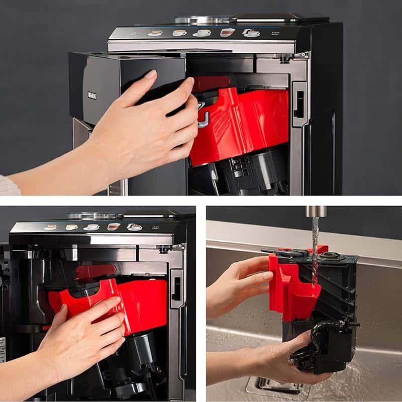 Máy Pha Cafe Tự Động Siemens TQ503D01 EQ.500 - 7
