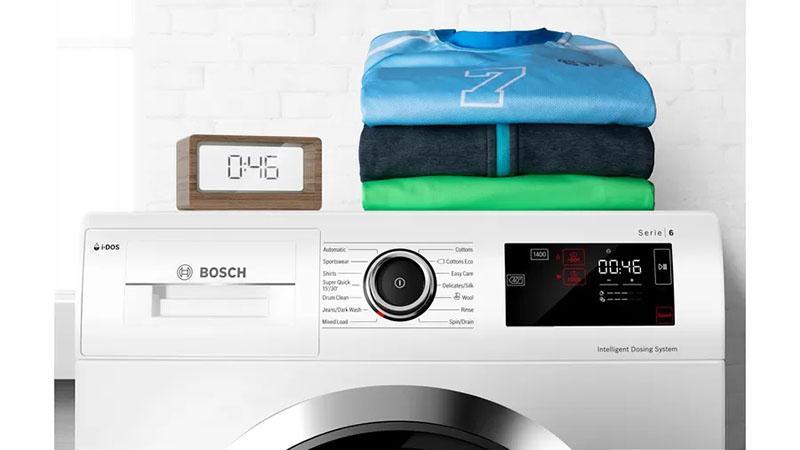 Máy Giặt Cửa Trước Bosch WAV28E42 9kg Series 8 - 9