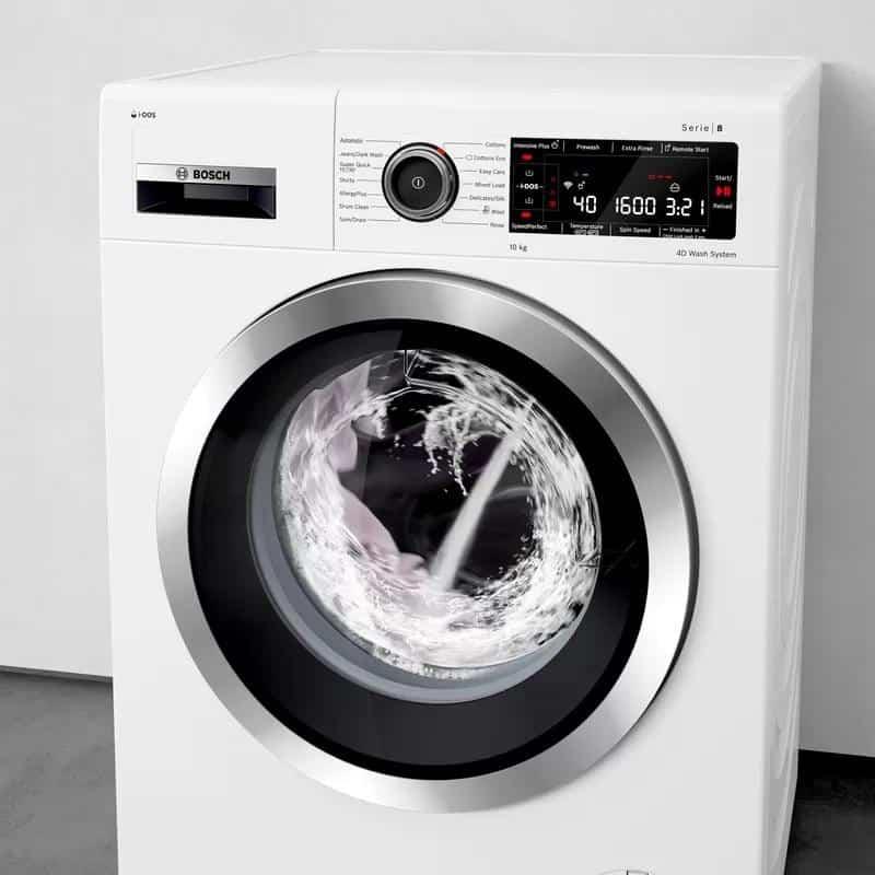 Máy Giặt Cửa Trước Bosch WAV28E42 9kg Series 8 - 3