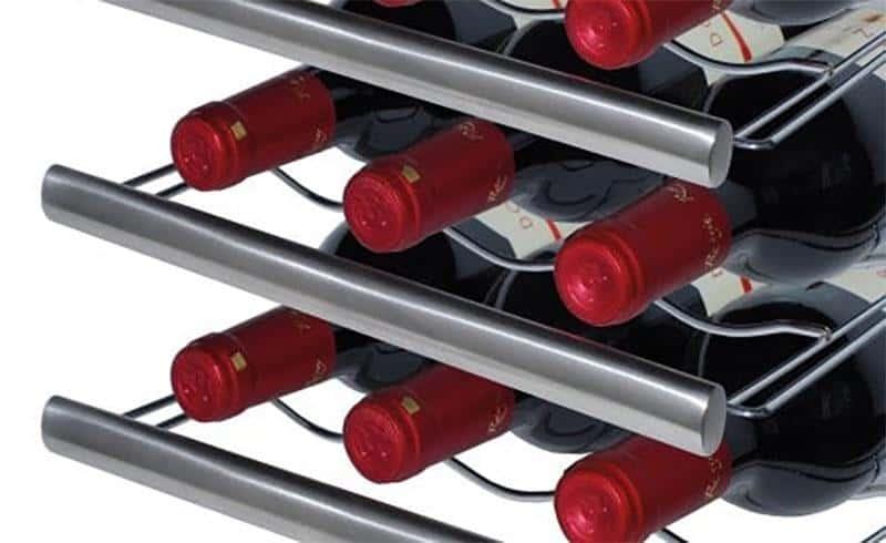 Tủ Bảo Quản Rượu Vang Caso WineDuett Touch 21 Chai - 635-2