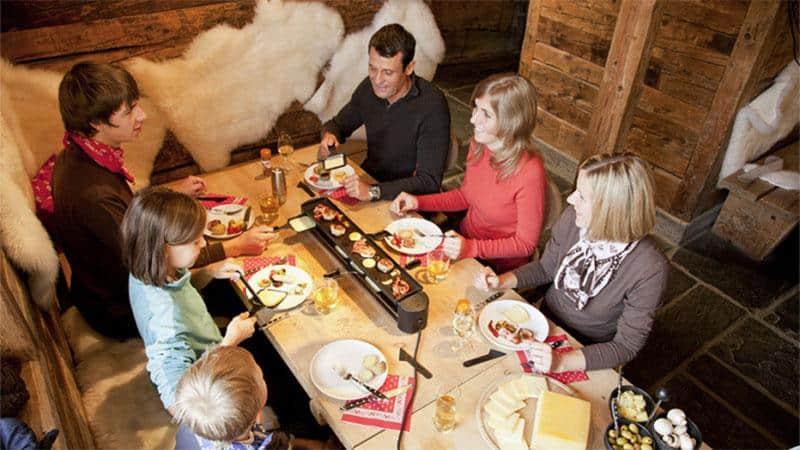 Bếp Nướng Stockli Raclette Grill Cheesmax 4 Anthracite 0009.02 - 6 Người Ăn - 1