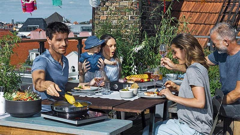 Bếp Từ Đơn WMF Kult X Mono nhập khẩu Đức sản phẩm cao cấp có giá siêu tốt