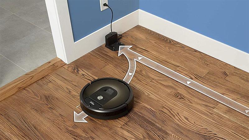 Robot Hút Bụi iRobot Roomba 981 Wi-Fi sẽ không dừng đỗ lộn xộn