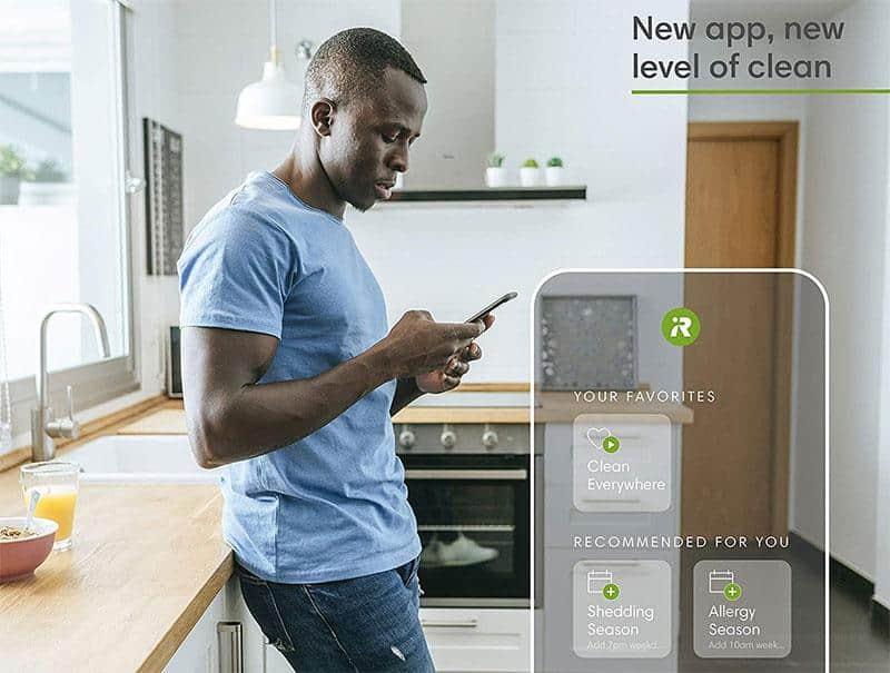 Ứng dụng iRobot Home mới được cập nhật cho phép bạn nâng cấp trải nghiệm dọn dẹp tổng thể của mình
