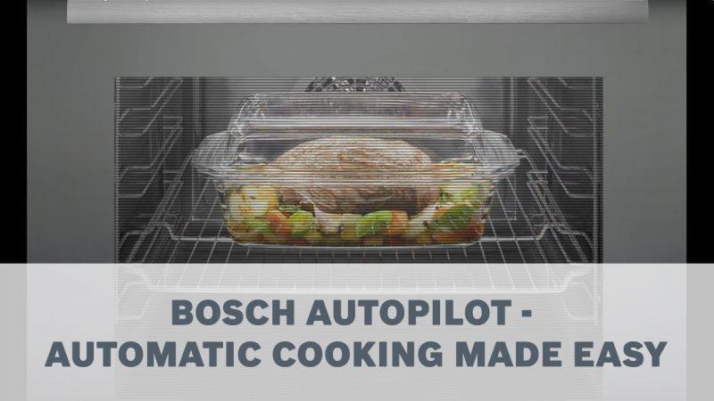 Lò Vi Sóng Âm Tủ Bosch BFL524MB0 Seri 6 - 3