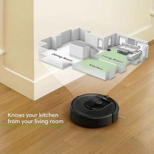 Robot Hút Bụi iRobot Roomba I7 Minh HouseWares