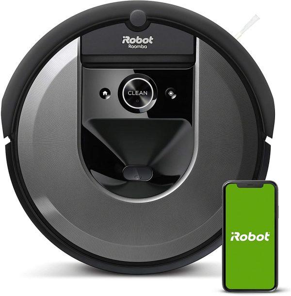 Robot Hút Bụi iRobot Roomba i7 - Minh HouseWares