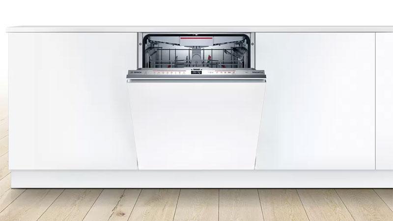 Máy Rửa Bát Bosch SMD6ECX57E Series 6 Âm Tủ - Sang Trọng - Đẳng Cấp - Tiết Kiệm Nước, Năng Lượng và Thời Gian