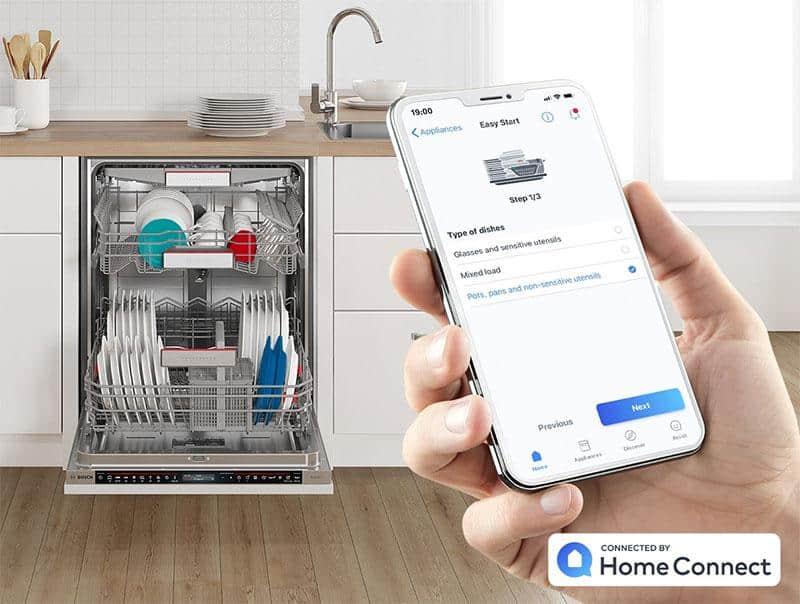 Home Connect - Kết nối cuộc sống mang đến không gian công nghệ cho ngôi nhà bạn
