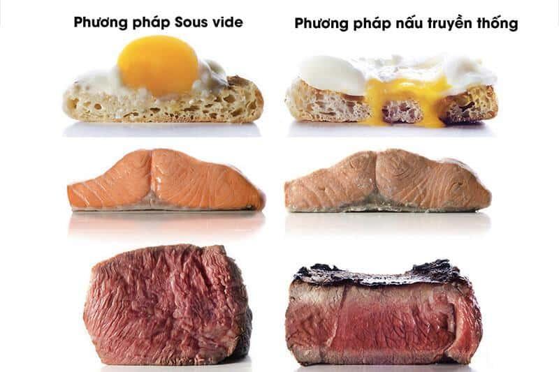 3 uu diem cua phuong phap nau cham